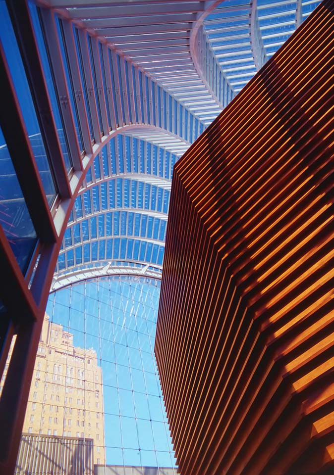 Kimmel Center For The Performing Arts Glass